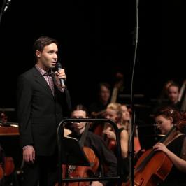 музыковед, музыкальный критик, ведущий концертов РНМСО